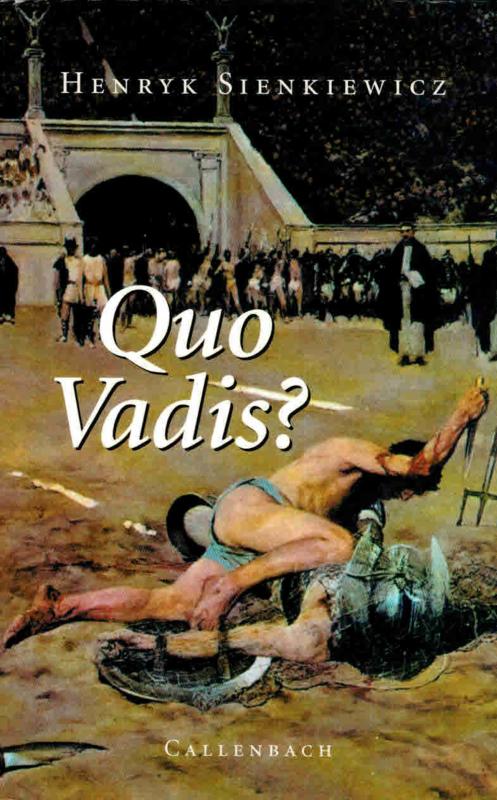 Sienkiewicz, Henryk-Quo Vadis?