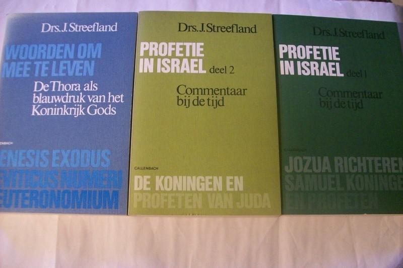 Streefland, Drs. J.-Woorden om mee te leven