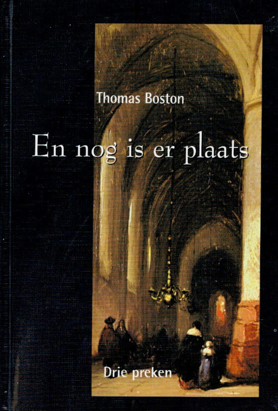 Boston, Thomas-En nog is er plaats