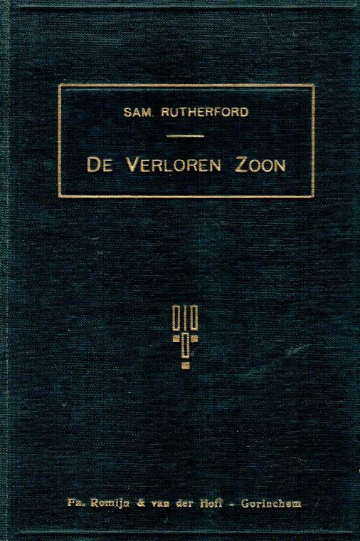 Rutherford, Samuel-De verloren zoon