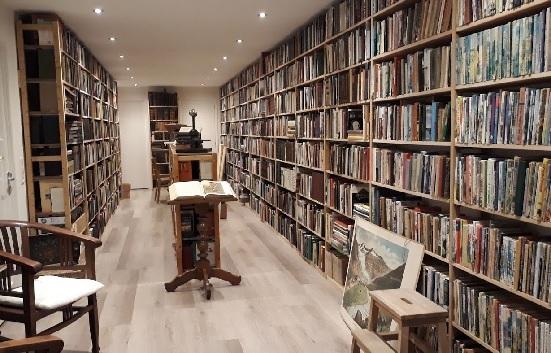 Boekenstek-boekhandel
