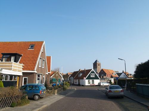 Oosterend op Texel