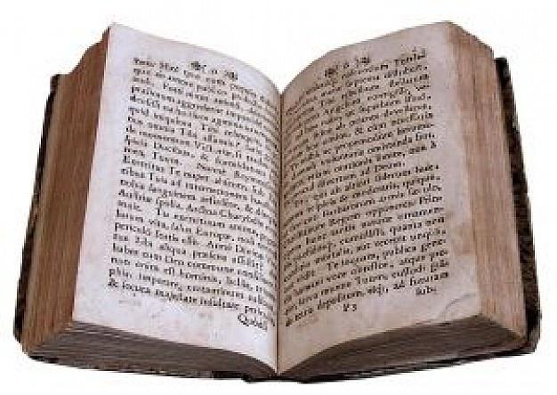 antiek boek