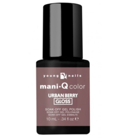 ManiQ Color Urban Berry 10 ml