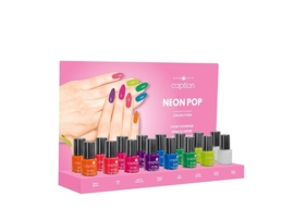 Caption Neon Pop Collectie 16 stuks Display