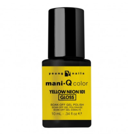 ManiQ Yellow Neon