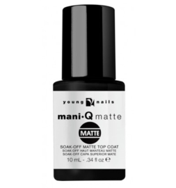 ManiQ Color Matte Top 10 ml