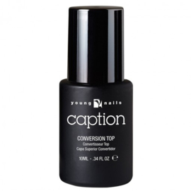 Caption Conversion Top Coat