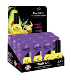 Dadi'Oil Display 12 x 15ml