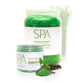 BCL Spa Lemongrass & Green Tea Dead Sea Salt 85 gr