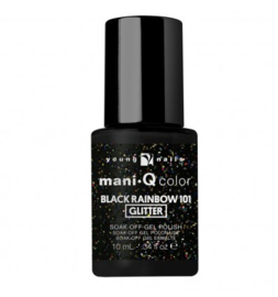 ManiQ Black Rainbow 101 10ML
