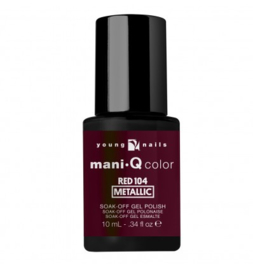ManiQ Red 104 10 ML
