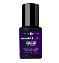 ManiQ Violet 102 10ML
