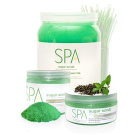 BCL Spa Lemongrass & Green Tea Sugar Scrub 85 gr