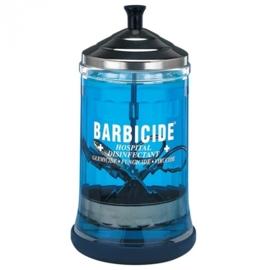Barbicide desinfectieflacon 750 ml - Roestvrijstaal Edelstaal