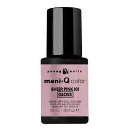 ManiQ Sheer Pink 101 10ML