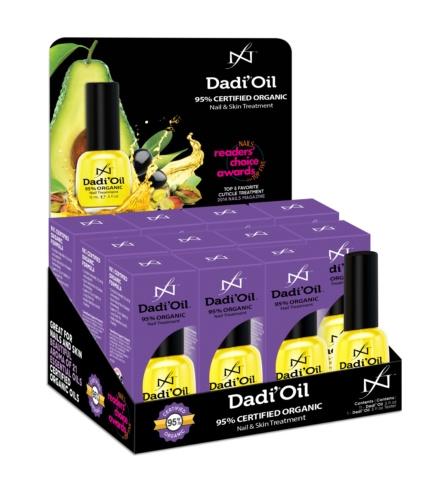 Dadi'Oil Display 12 x 15ml