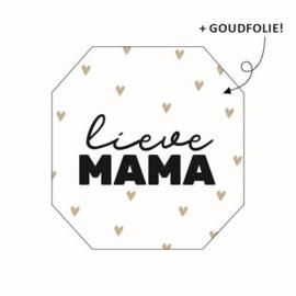 Cadeausticker | LIEVE MAMA