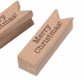 10 labels voor je Kerstcadeautjes | MERRY CHRISTMAS