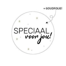 Cadeaustickers Speciaal voor jou | 10 stuks