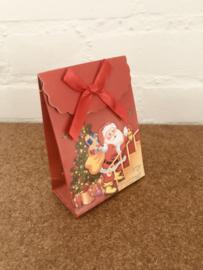 Cadeauverpakking Kerst met klittenband | maat S