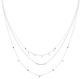 Necklace Famous Star | zilver.
