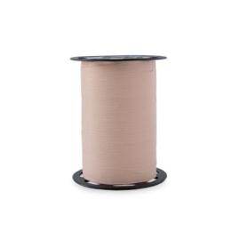 Paperlook krullint 10 mm breed | kleur uni pink