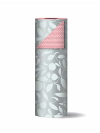 Cadeaupapier | dubbelzijdig petrol-mint-neonroze