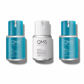 !QMS Collagen System 3 Step (Classic Set 3 x 30ml)