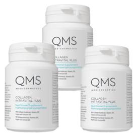 QMS Collageen  Intravital Plus Supplementen( 3 x )