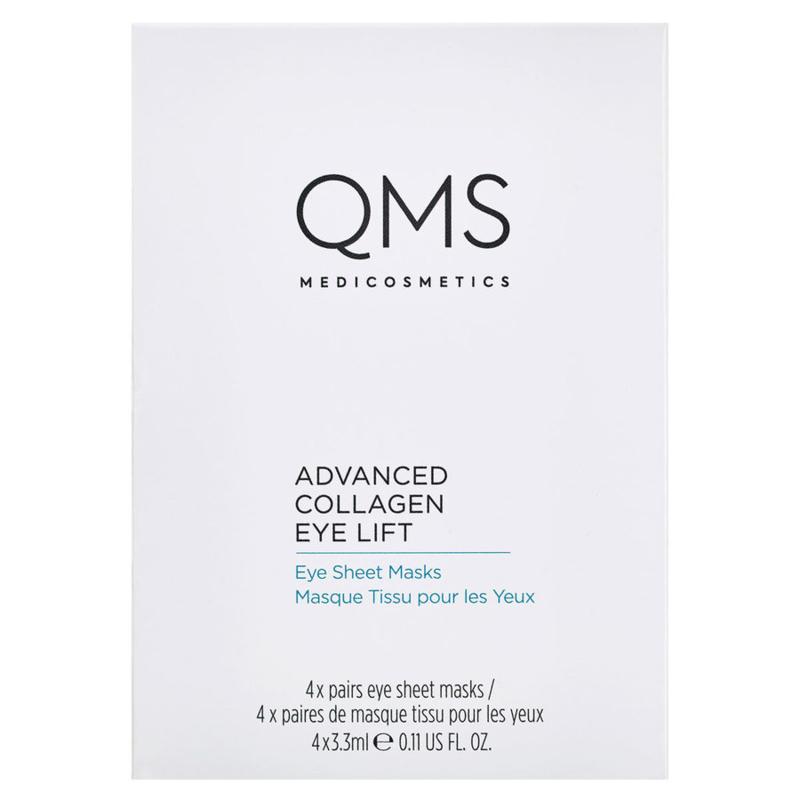 QMS Advanced Collagen Eye Lift Mask (4 pair)