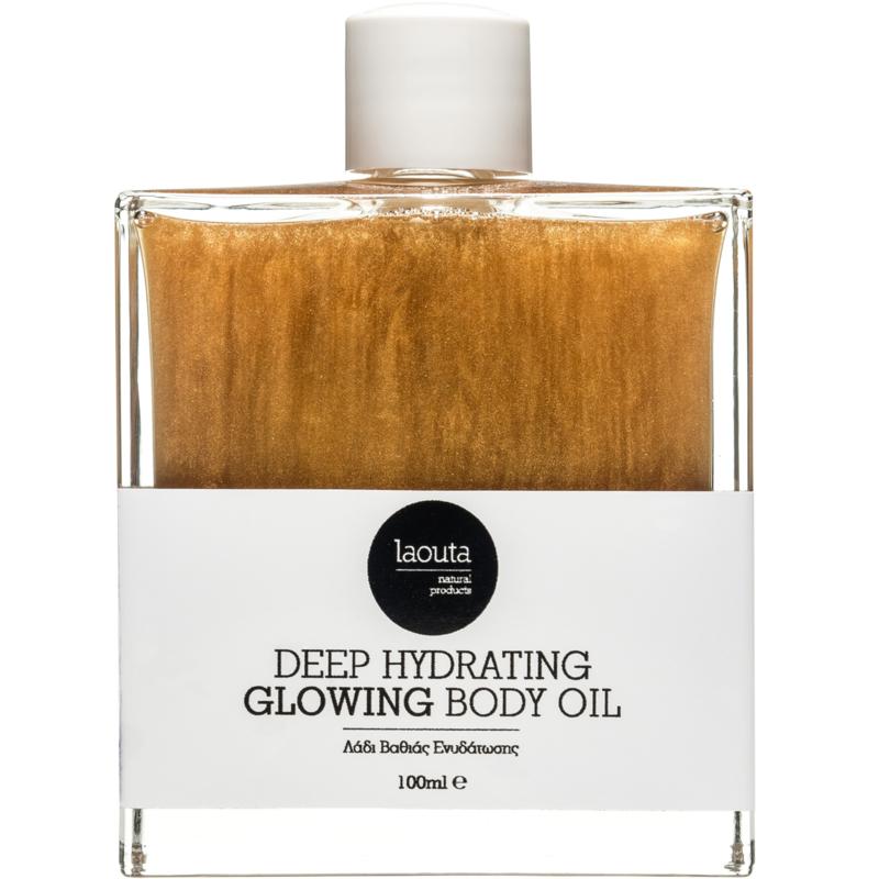 Deep Hydrating Glowing  Body Oil (bronze)