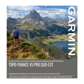 TOPO Frankrijk v5 PRO - Zuidoost