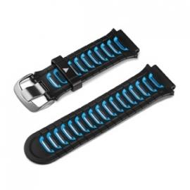 Forerunner 920XT horlogeband (blauw/zwart)