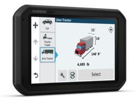 Dezl 780 LMT-Digitaal (voor vrachtwagens)