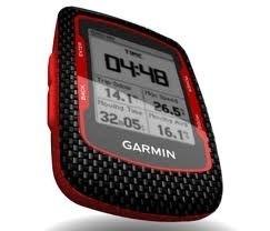 Edge 500 HRM/CAD (rood/zwart)
