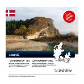 Topo Denemarken v4 PRO (microSD)