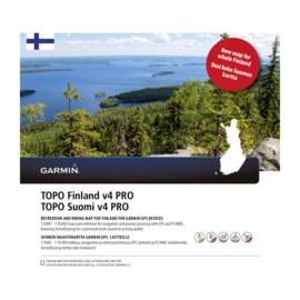 Topo Finland v4 PRO (microSD)