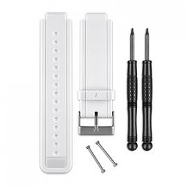 vívoactive™ siliconen polsband (wit)