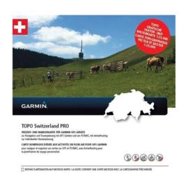 TOPO Zwitserland PRO (microSD)