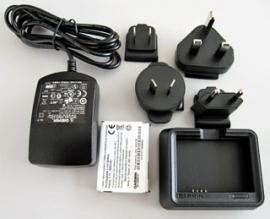 Batterijlader incl. één lithium-ion accu