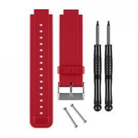 vívoactive™ siliconen polsband (rood)