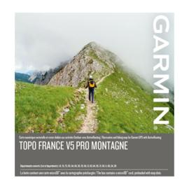 TOPO Frankrijk v5 PRO - Berggebieden