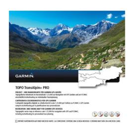 Topo TransAlpine+ Pro (microSD) inclusief Oostenrijk, Zuidoost-Duitsland, Oost-Zwitserland, Noordoost-Italië en West-Slovenië.