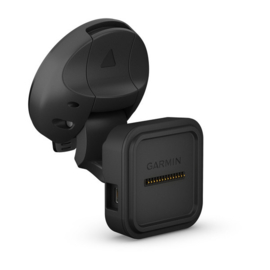 Dezl 780, 785, Camper 785, dezlCam 785 - Zuignap met magnetische steun en video-ingangspoort