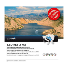 AdriaTOPO v3 PRO (microSD)