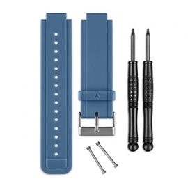 vívoactive™ siliconen polsband (blauw)