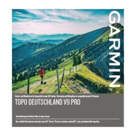 Topo Duitsland V9 PRO - gehele land (microSD)