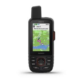 GPSMAP 66i  - GPS-handheld en satellietcommunicator
