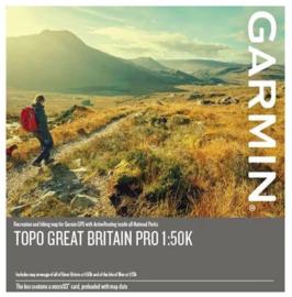 TOPO Groot-Brittannië PRO 1:50.000